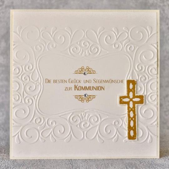 Glückwunschkarte zur Kommunion 04