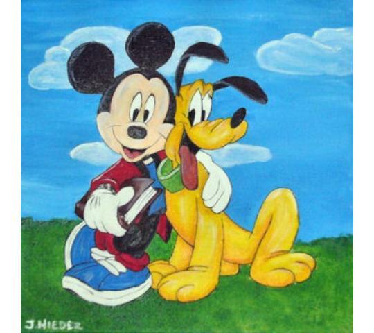 Disney Mickey & Pluto 35