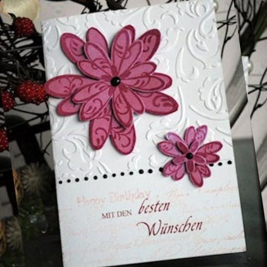 Wunschkarte 40