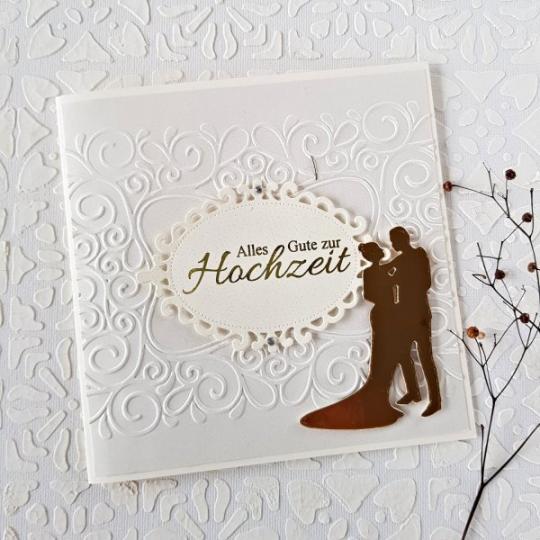 Wunschkarte zur Hochzeit 01
