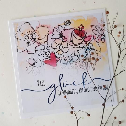 Wunschkarte 55