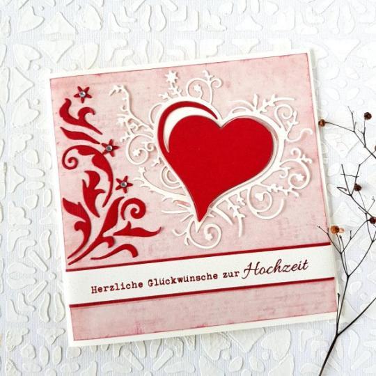 Wunschkarte zur Hochzeit 06