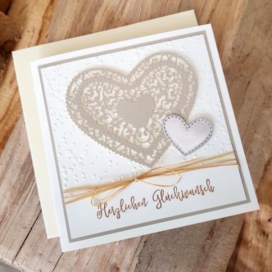 Wunschkarte zur Hochzeit 11