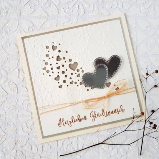 Wunschkarte zur Hochzeit 12